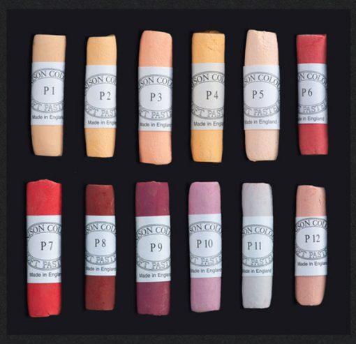 Unison Colour Soft Pastels - Portrait Colours