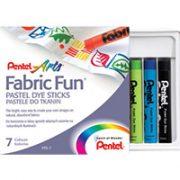 Pentel Arts Fabric Dye Sticks