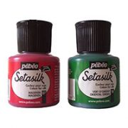 Pebeo Setasilk Paints & Mediums