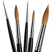 Kolinsky Sable Brushes series 7