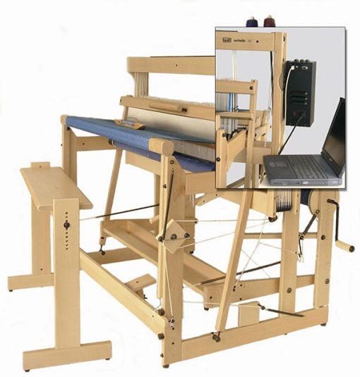 Louet Octado Electronic Dobby Loom 90cm