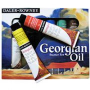 Daler Rowney Georgian Oil Colours