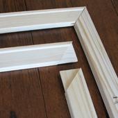 Stretcher Frame Lengths