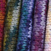 DK Wool Yarns Random Dyed