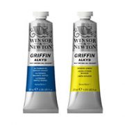 Winsor & Newton Griffin Alkyd Oil Colours