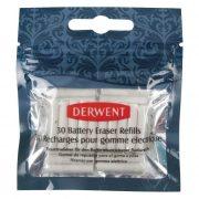Derwent Battery Eraser Pen Refils