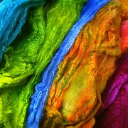 Silk Hanky, assorted colours