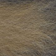 Shetland Wool Tops - Moorit