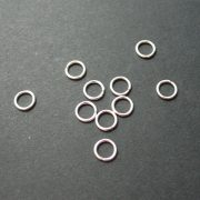 Sterling Silver Jump Rings
