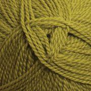 Ashford Tekapo DK wool yarn - Chartreuse