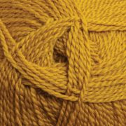 Ashford Tekapo DK wool yarn - Mustard