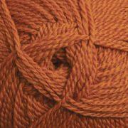 Ashford Tekapo DK wool yarn - Ochre