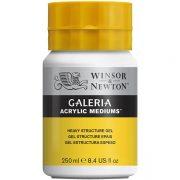 Galeria Acrylic Medium - Heavy Structure Gel - 250ml