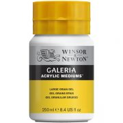 Galeria Acrylic Medium - Large Grain Gel - 250ml