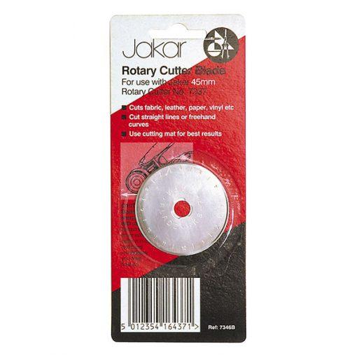 Rotary cutter blades - straight cut 45mm