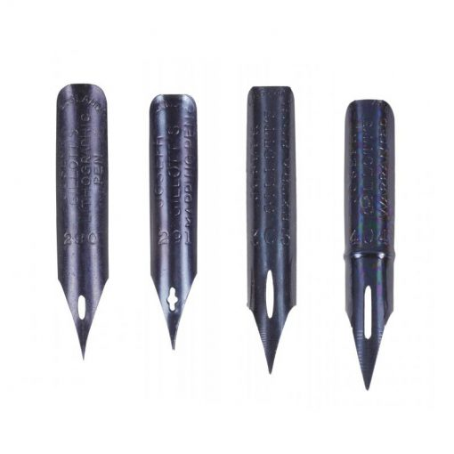 Joseph Gillott Drawing Pen Nibs