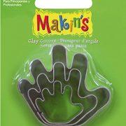 Makins 3 Cutter Set - Hands