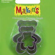 Makins 3 Cutter Set - Teddy Bears