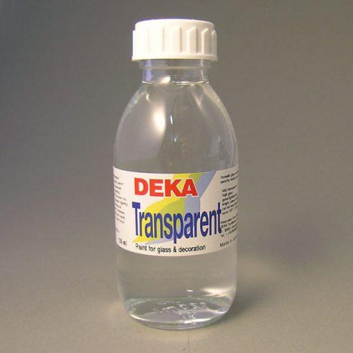 Deka Transparent Thinner, 125ml