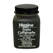 Higgins Calligraphy Non - Waterproof Sepia Ink - 74ml