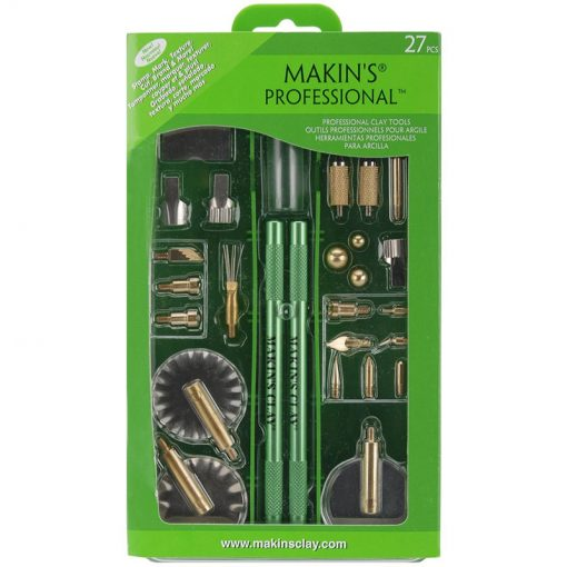 Makins Professional Clay Tool Set