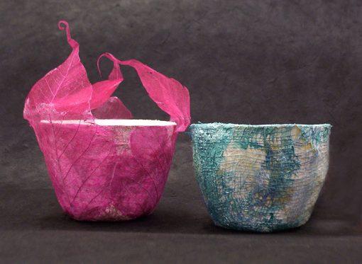 Pots made from Modroc