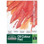 A3 Winton Oil Paper Pad