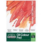 A4 Winton Oil Paper Pad
