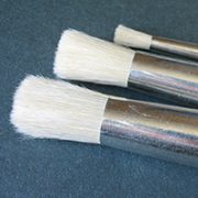 Brushes for Stenciling