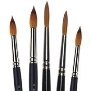 Brushes for Painting in Watercolours