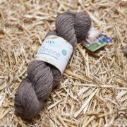 Bluefaced Leicester DK Yarn - Natural Brown