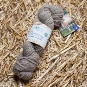 Bluefaced Leicester DK Yarn - Natural Light Brown
