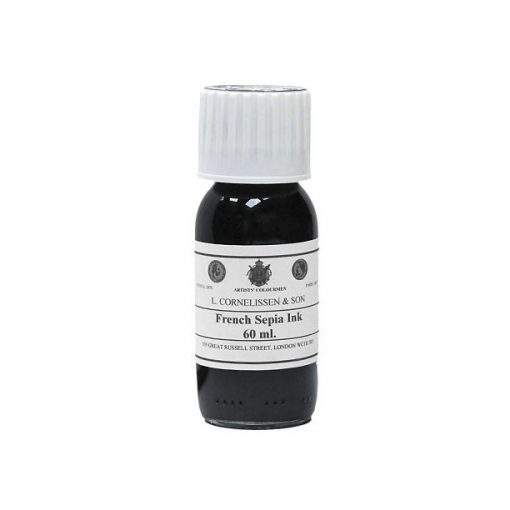 French Sepia Ink - 60ml