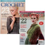 Interweave Crochet Magazine - Subscription 4 issues / year