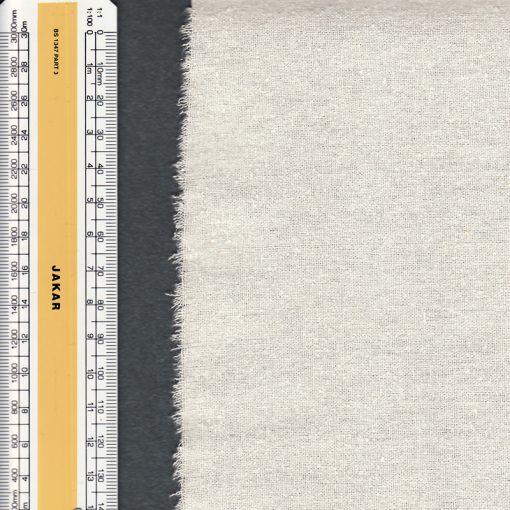 Noil Poplin 36mm Silk Fabric, per metre