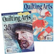 Quilting Arts Magazine - Subscription 6 issues/year