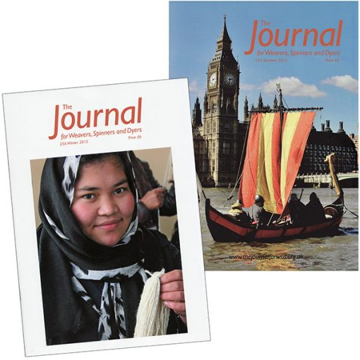 The Journal WSD Magazine - subscription 4 issues/year