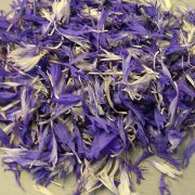 Dried Wild Flower Petals - Blue Love