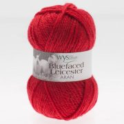 West Yorkshire Spinners Bluefaced Leicester Aran Yarn Cherry