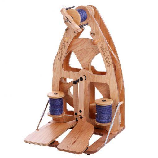 Ashford Joy 2 Spinning Wheel Double Treadle
