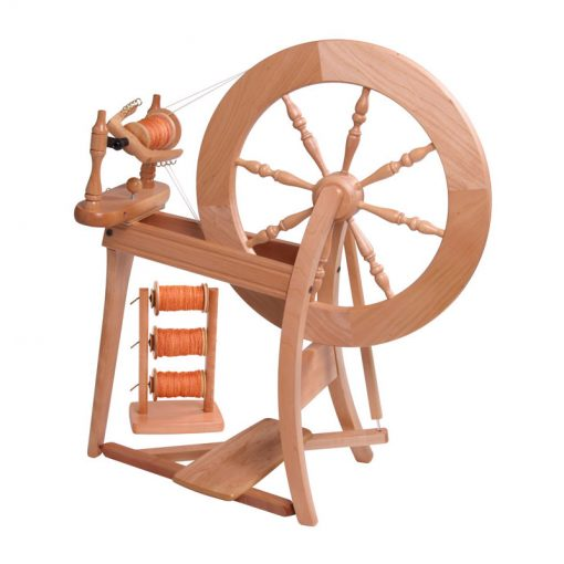 Ashford Traditional Spinning Wheel Double Drive