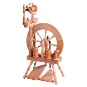Ashford Traveller Double Drive Spinning Wheel