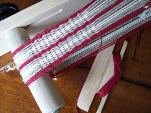 Schacht Inkle Loom Weaving
