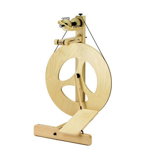 Scotch Tension 3 Spoke Wheel with Single Treadle