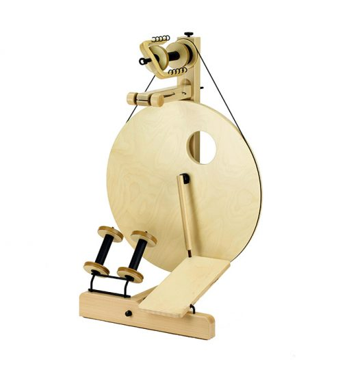 S10 Concept Spinning Wheel Classic Single Treadle Scotch Tension