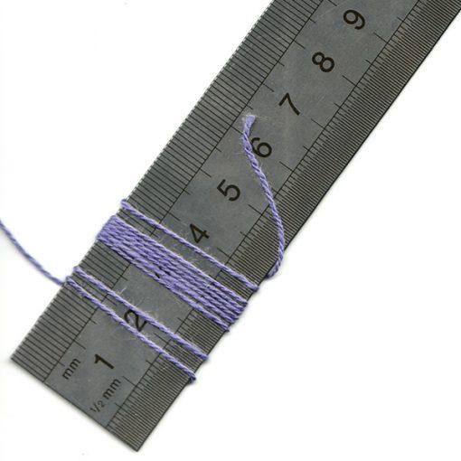 Venne Cotton/Linen Yarn Nm 37/2 sample