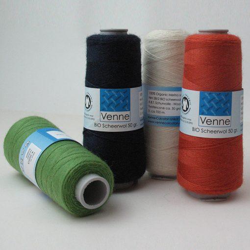 Merino wool weaving yarn