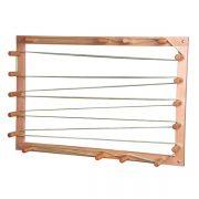 Ashford Warping Frame 11m Warp - Natural