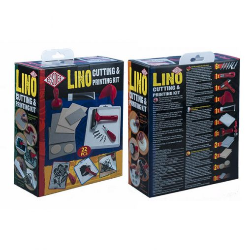 Essdee Lino Cutting & Printing Kit Box