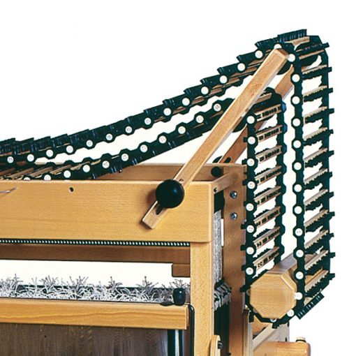 Additional dobby bars for Louet weaving looms